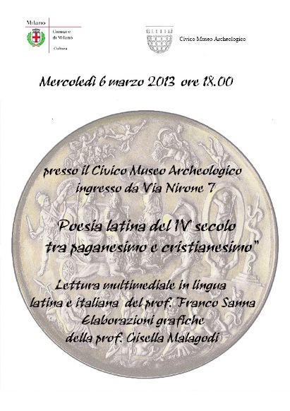 IV Sec Museo Archeo